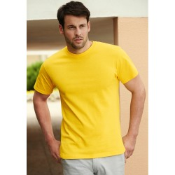 - HEAVY T (61-212-0) T-SHIRT LOURD FRUIT OF THE LOOM SC61212