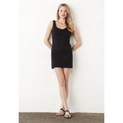 - JERSEY TANK DRESS ROBE T-SHIRT BELLA & CANVAS BE6012