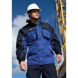 WORKGUARD DUTY COMBO COAT PARKA BICOLORE WORKGUARD RESULT R72