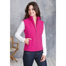 GILET MICROPOLAIRE FEMME