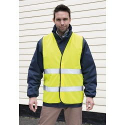 GILET DE SECURITE 2 BANDES
