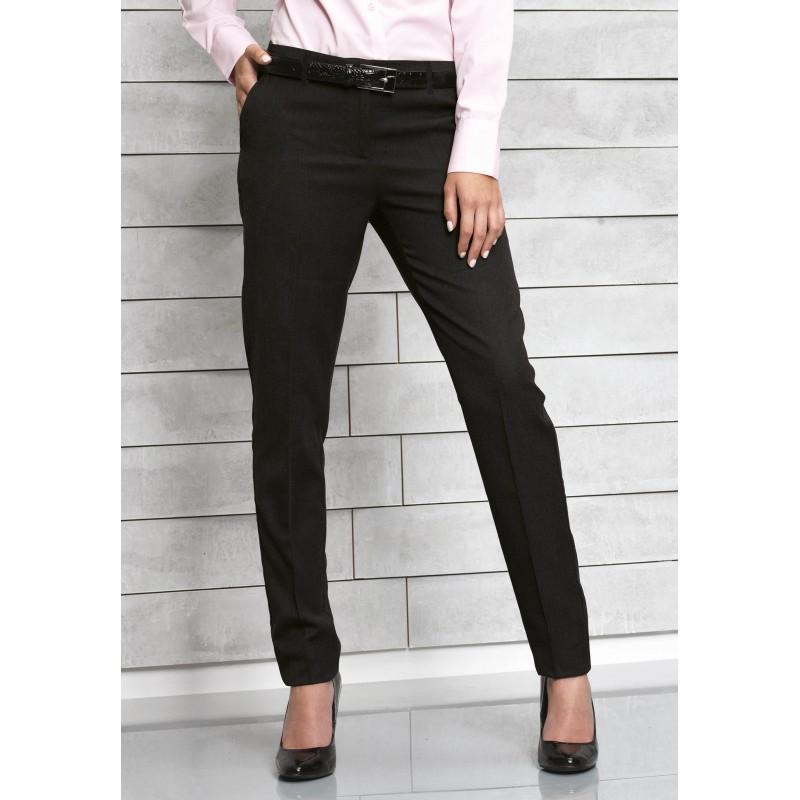 Ladies' Tapered Leg Trousers Pantalon Femme PREMIER PR538