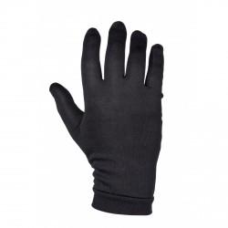Sous-gants thermo soie T.O.E. noir
