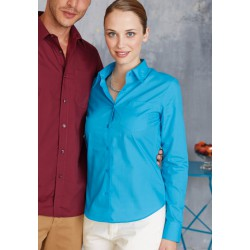 JESSICA - CHEMISE FEMME MANCHES LONGUES