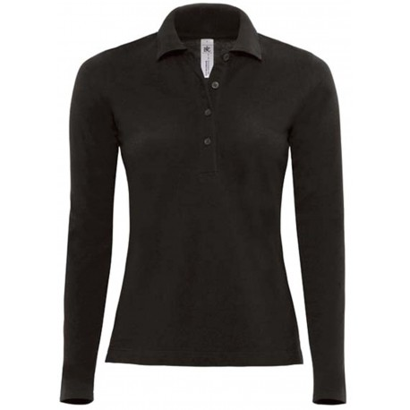 Longues Distribution Polo Manches Femme Arc 6gybf7