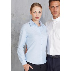 CHEMISE OXFORD MANCHES LONGUES FEMME KARIBAN