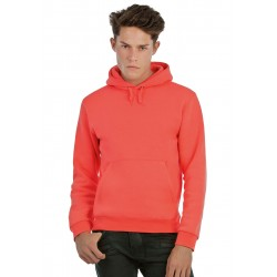 SWEAT-SHIRT HOODED SWEAT SWEAT-SHIRT CAPUCHE B&C CGWU620