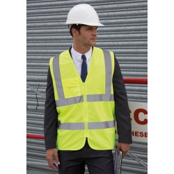 Zip Safety Tabard Gilet de sécurité zippé RESULT R202X