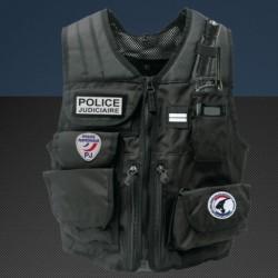 GILET POLICE D'IDENTIFICATION