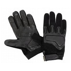 Gants d'intervention renfort cuir/kevlar