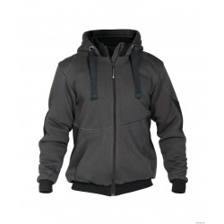VESTE SWEAT-SHIRT BICOLORE PULSE