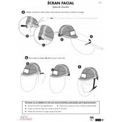 Ecran Facial Chantier