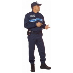 PANTALON D'INTERVENTION POLICE MUNICIPALE MAT HIVER