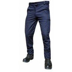 PANTALON D'INTERVENTION MAT MARINE UNI