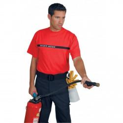 Tee-shirt Sécurité incendie S.S.I.A.P